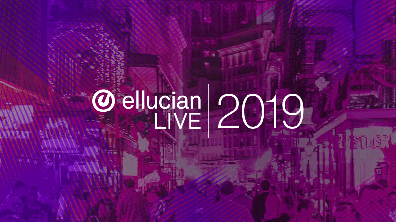 Ellucian Live in New Orleans